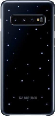 Samsung LED Cover für Galaxy S10 schwarz (EF-KG973CBEGWW)