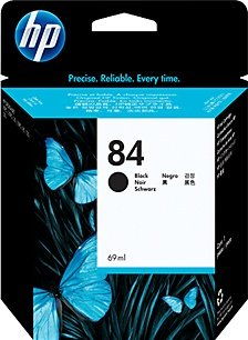 HP 84 Ink black (C5016A)
