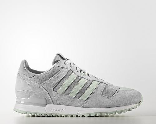 adidas ZX 700 medium grey heather/linen green/grey (Damen) (BA9978) ab € 89,95