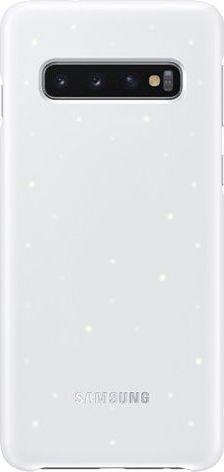 Samsung LED Cover für Galaxy S10 weiß (EF-KG973CWEGWW)