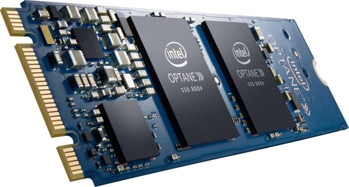 Intel Optane SSD 800P 118GB, M.2 (SSDPEK1W120GA)