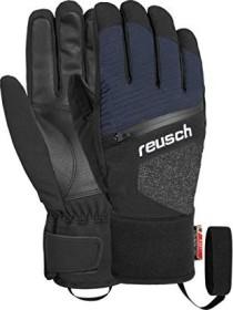 Reusch Theo R-Tex XT Skihandschuhe black melange/dress blue (4801232-7681)