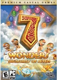 7 Wonders - Treasures of Seven (German) (PC) -- via Amazon Partnerprogramm