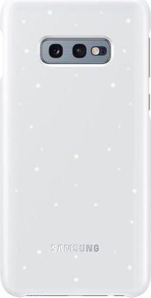 Samsung LED Cover für Galaxy S10e weiß (EF-KG970CWEGWW)