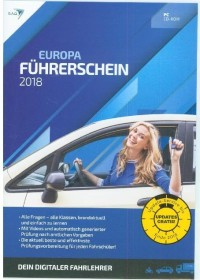 S.A.D. Europe driver licence 2018 (German) (PC)