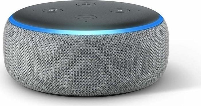 Amazon Echo Dot (Rev. 3) grau