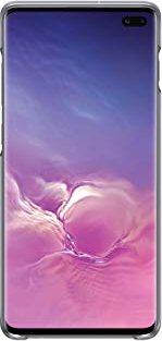 Samsung Clear Cover für Galaxy S10+ transparent (EF-QG975CTEGWW) -- via Amazon Partnerprogramm