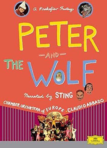 Sergej Prokofjew - Peter und der Wolf (Ballet) -- via Amazon Partnerprogramm