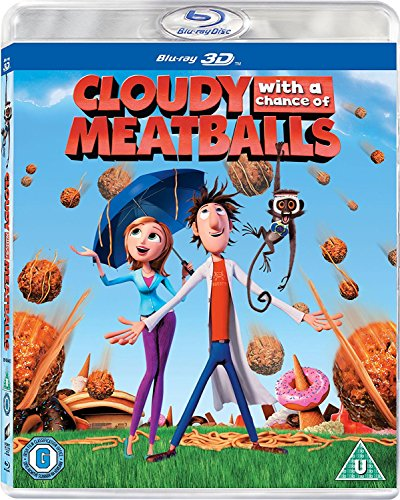 Cloudy With A Chance Of Meatballs (3D) (Blu-ray) (UK) -- via Amazon Partnerprogramm