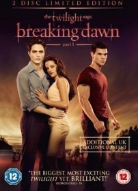 Twilight 4 - Breaking Dawn - Part 1 (Special Editions) (DVD) (UK)