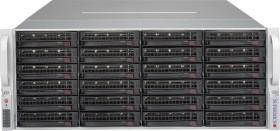 Supermicro SuperChassis 847BA-R1K28LPB black, 4U, 2x 1280W redundant (CSE-847BA-R1K28LPB)