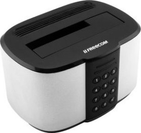 "Freecom 2.5"" & 3.5"" mDock Keypad Secure, USB-C 3.0 (56425)"