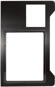 Lian Li side panel with side panel window, black (W-LF4LB-1)