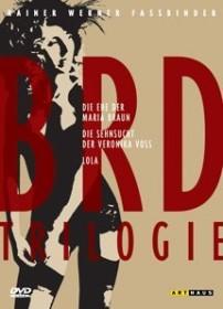 Rainer Werner Fassbinder Deutschland Trilogie (DVD)