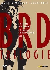 Rainer Werner Fassbinder Deutschland Trilogie