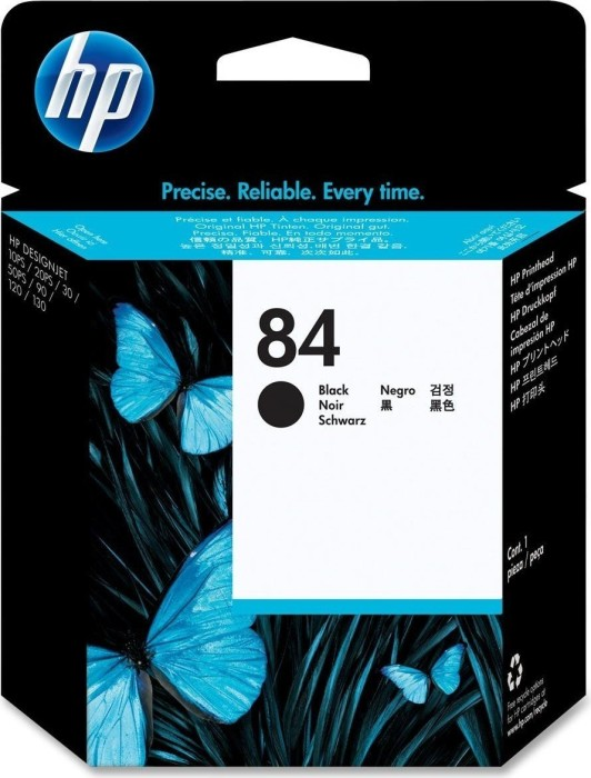 HP 84 Printhead black (C5019A)