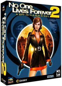 No One Lives Forever 2 (German) (MAC)