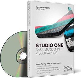DVD Lernkurs Hands On Studio One Vol.1 (deutsch) (PC)