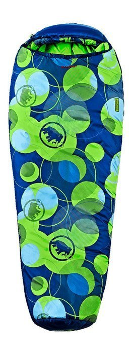 Ajungilak Lofoten Junior mummy sleeping bag (Junior) -- ©Globetrotter