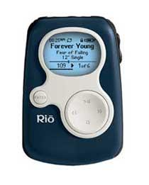 Rio Audio S50 128MB