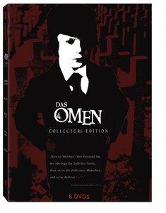 Das Omen Box (Filme 1-4/Omen 666)
