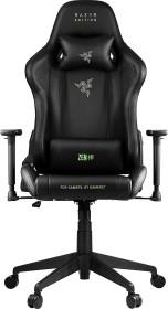 Razer Tarok Essentials Gamingstuhl, schwarz/grün (REZ-0001)
