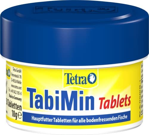 Tetra TabiMin fish food 58 pieces -- via Amazon Partnerprogramm