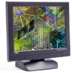 "NEC MultiSync LCD1525M, 15"", 1024x768, analog"