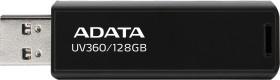 ADATA UV360 128GB, USB-A 3.0 (AUV360-128G-RBK)