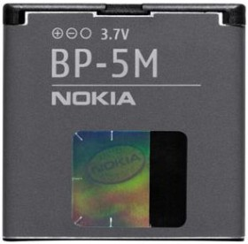 Nokia BP-5M rechargeable battery