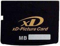 SanDisk xD-Picture Card 128MB (SDXD-128) -- © SanDisk