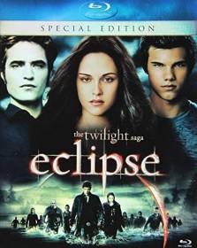 Twilight 3 - Eclipse (DVD) (UK)