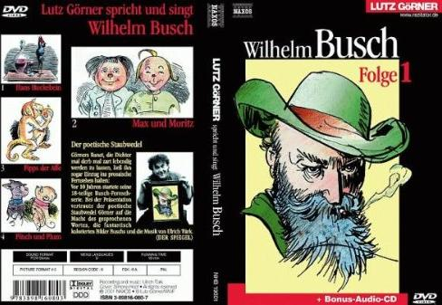 Wilhelm Busch Vol.  1 -- via Amazon Partnerprogramm