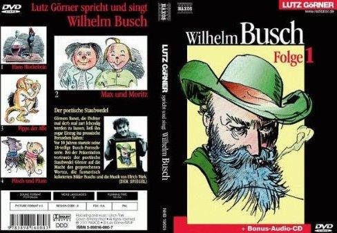 Wilhelm Busch Vol. 1 -- via Amazon Partnerprogramm