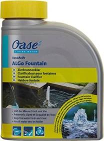 Oase AquaActiv AlGo Fountain, Zierbrunnenklärer for pond up to 0.2m³, 500ml (43144)