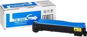 Kyocera Toner TK-550C cyan (1T02HMCEU0)