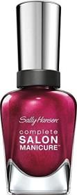 Sally Hansen Complete Salon Manicure Nagellack 411 Wine Not, 14.7ml