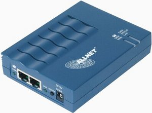 Allnet ALL1291 DSL Broadband router IP