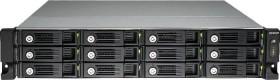 QNAP TVS-1271U-RP-i3-8G, 4x Gb LAN, 2HE