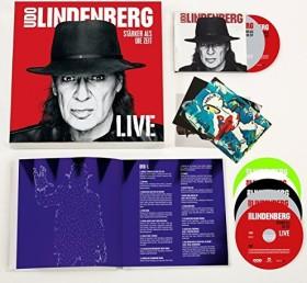Udo Lindenberg - Stärker als die Zeit (DVD)