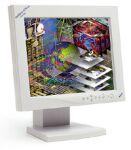 "NEC MultiSync LCD1510+, 15"", 1024x768, analogowy"