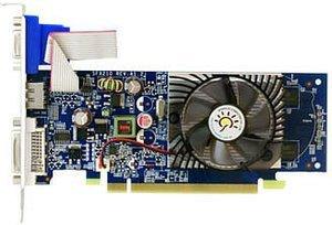 Sparkle GeForce 210 (GT218-200-B1), 512MB DDR2, VGA, DVI, HDMI (SXG210512D2-NM)