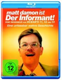 Der Informant! (Blu-ray)