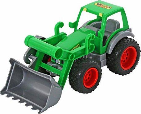 Wader farmer technic traktor mit frontlader ab u ac de