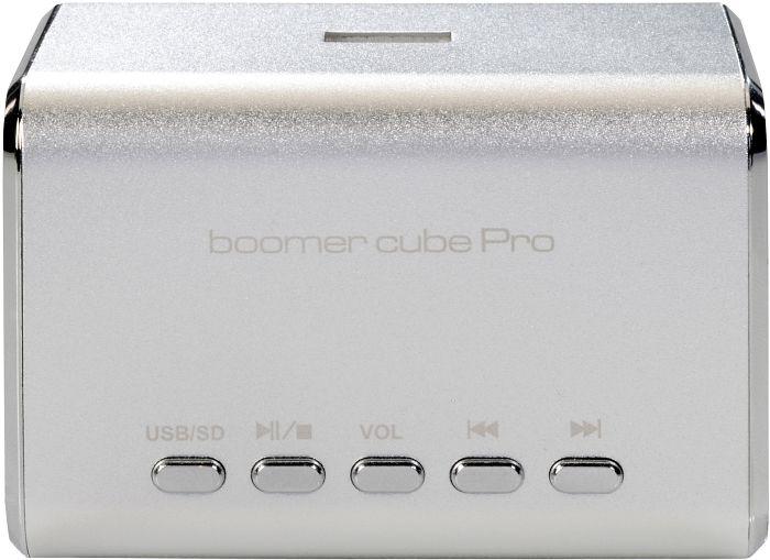 Ultron Boomer Cube Pro silber (123064)