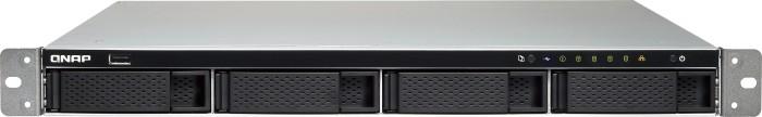 QNAP Turbo Station TS-463XU-4G 2TB, 4GB RAM, 1x 10GBase, 4x Gb LAN
