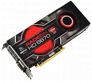 XFX Radeon HD 6870 900M Single Fan ATI-Design, 1GB GDDR5, 2x DVI, HDMI, 2x mini DisplayPort (HD-687A-ZNFC)