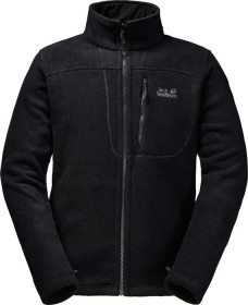 Jack Wolfskin Fleecejacke Vertigo Jacket Women, schwarz | eBay