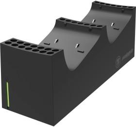 Snakebyte Twin:Charge SX Ladestation schwarz (Xbox SX) (SB916328)