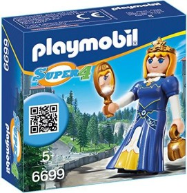 playmobil Super 4 - Prinzessin Leonora (6699)
